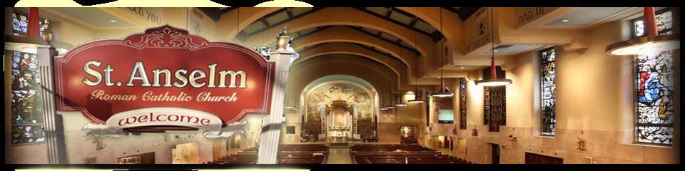 St. Anselm Roman Catholic Church